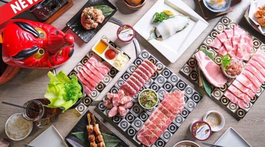 山鯨燒肉-極上安格斯三人套餐