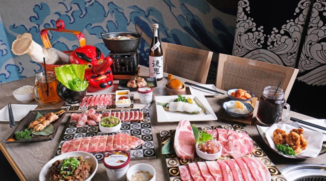 山鯨燒肉-精彩無牛雙人套餐