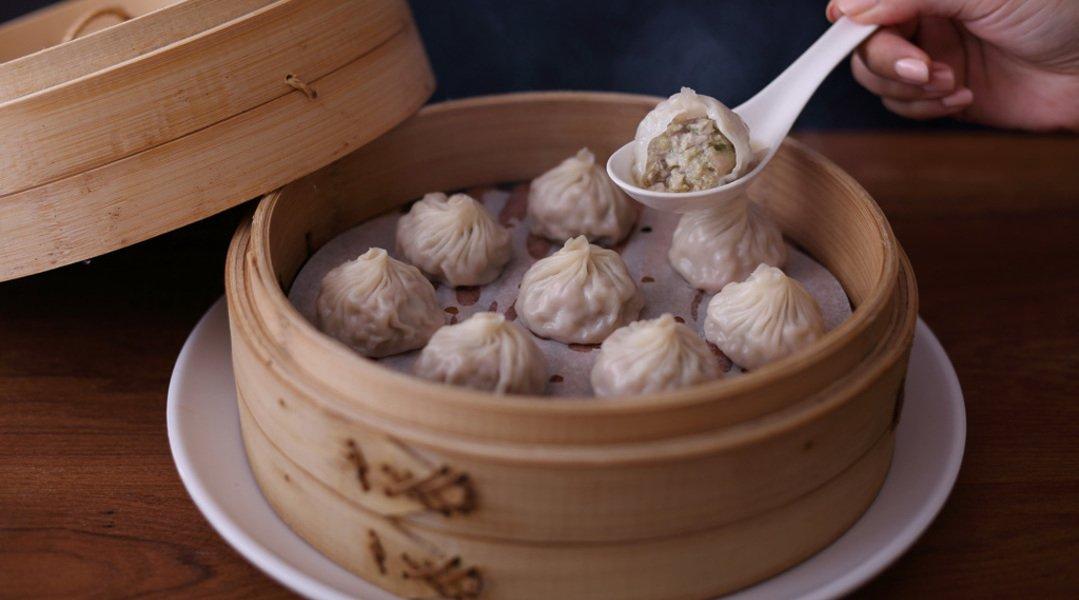 杭州小籠湯包 民生東路店-經典雙人套餐