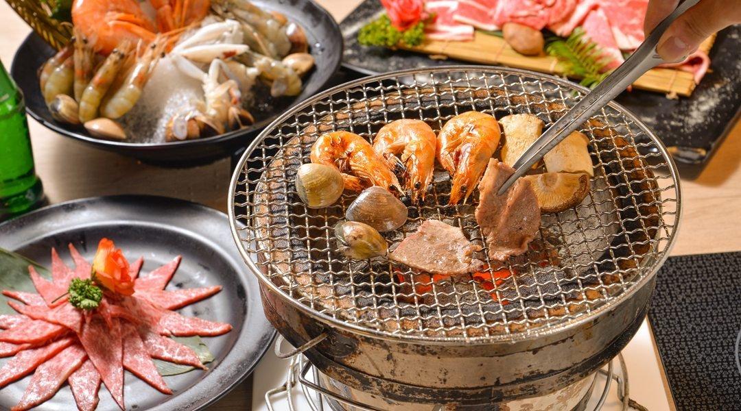 NABE 那邊火鍋・燒烤|台北火鍋-現場 350 元折抵|炭火燒肉