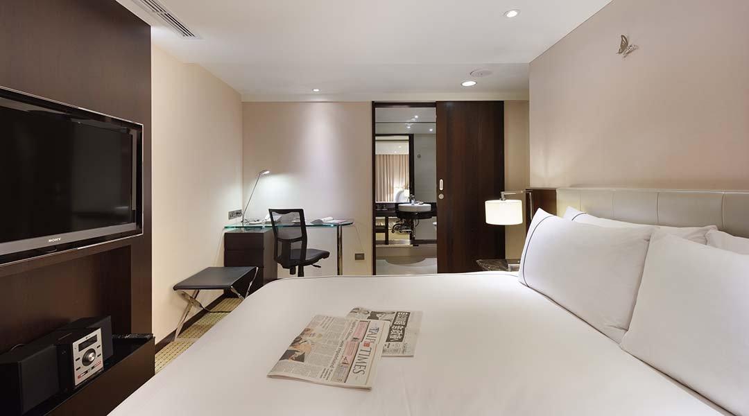 柯達大飯店 台北敦南店-商務大床房 2h|獨家加贈 0.5h