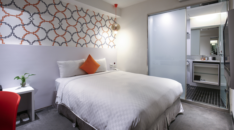 新尚旅店-浴缸大床房 4h|平日加贈 0.5h