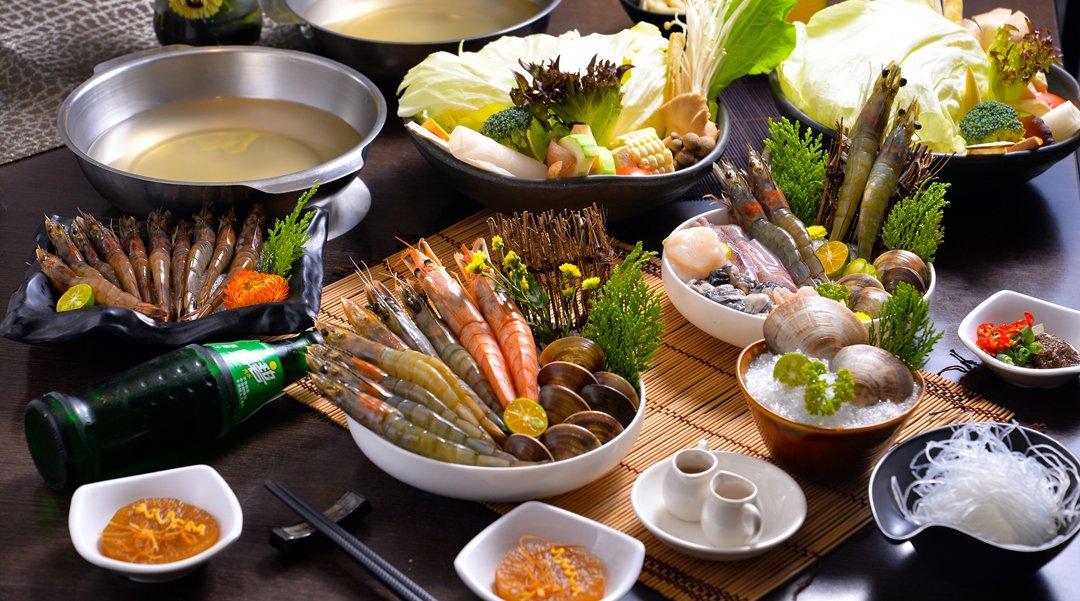 牧軒 Shabu 台北火鍋-雙人海 FUN 套餐
