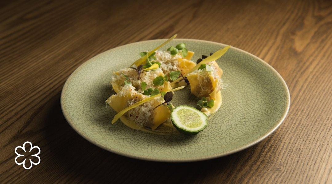 米其林一星 | Longtail-米其林單人套餐 | 獨家菜單