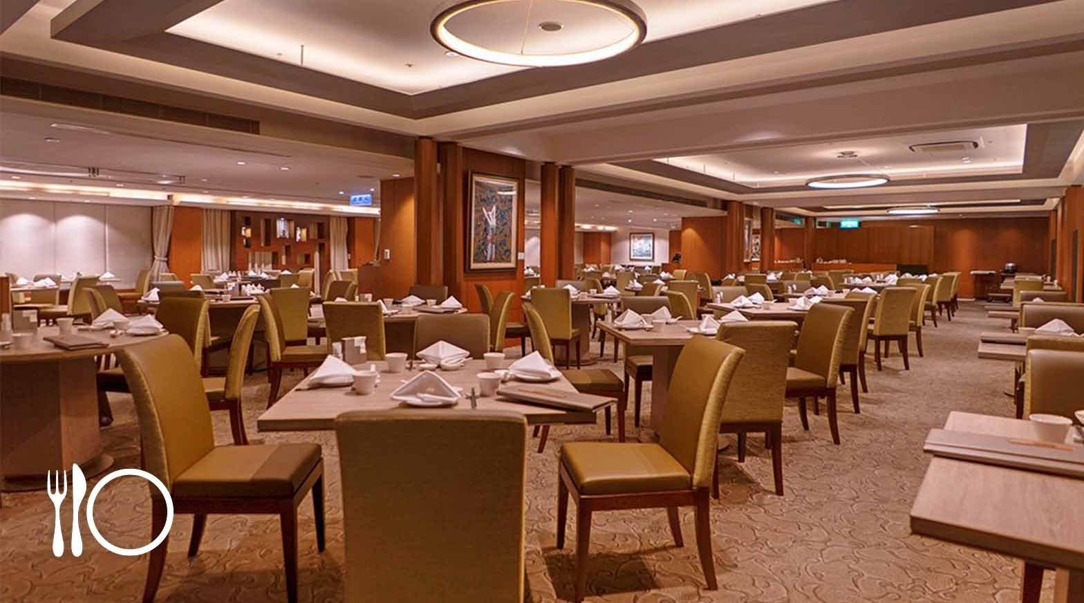 米其林餐盤 | 台北喜來登 辰園-中國風餐室 | 雙人午間料理