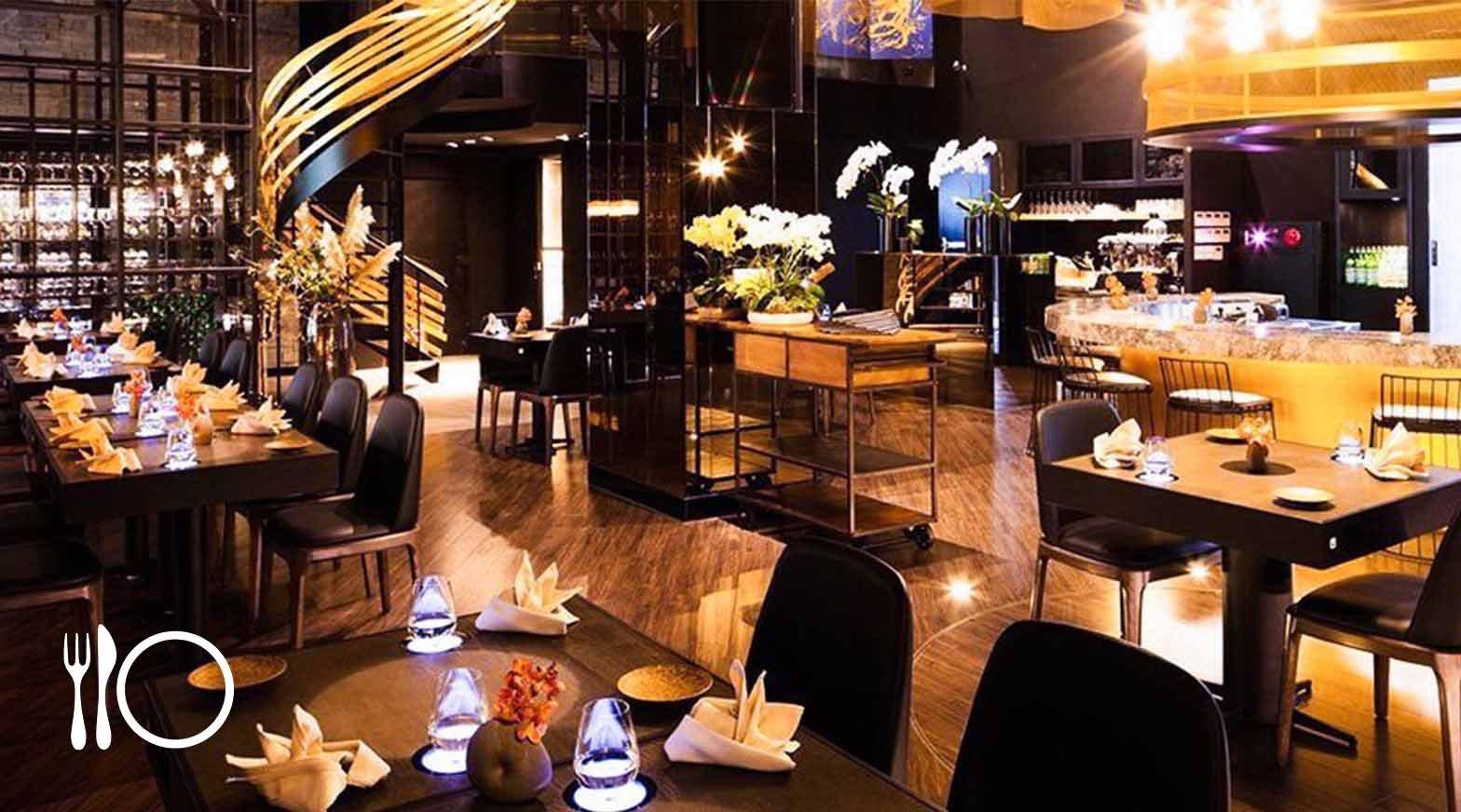 米其林餐盤 | 蘭餐廳-現場 1000 元折抵|贈 1 杯氣泡酒