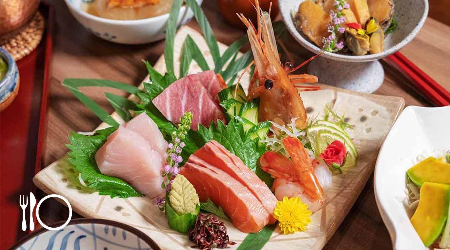 米其林餐盤 日本橋玉井-獨家米其林豪華套餐