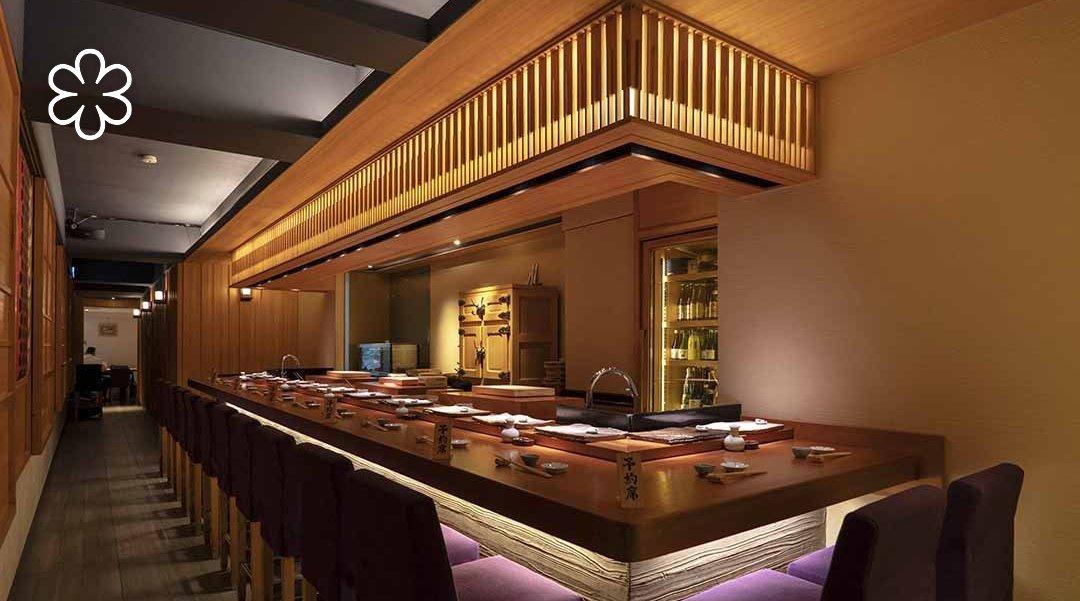 米其林一星 | 吉兆割烹壽司-精緻食材 | 雙人晚間料理