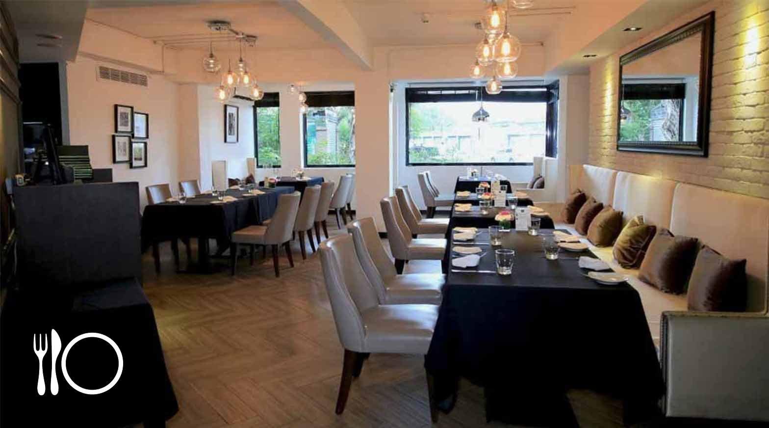 米其林餐盤 | L先生義法餐廳-午間套餐 | 獨家贈白酒