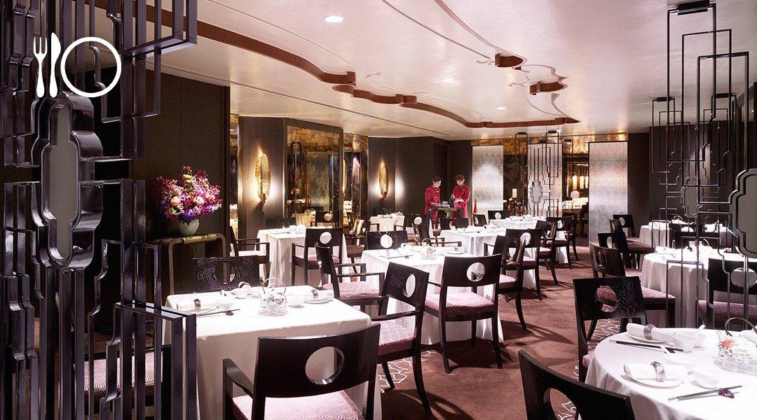 米其林餐盤 | 香格里拉遠企飯店 - 香宮-粵菜宮廷風 | 雙人晚間料理