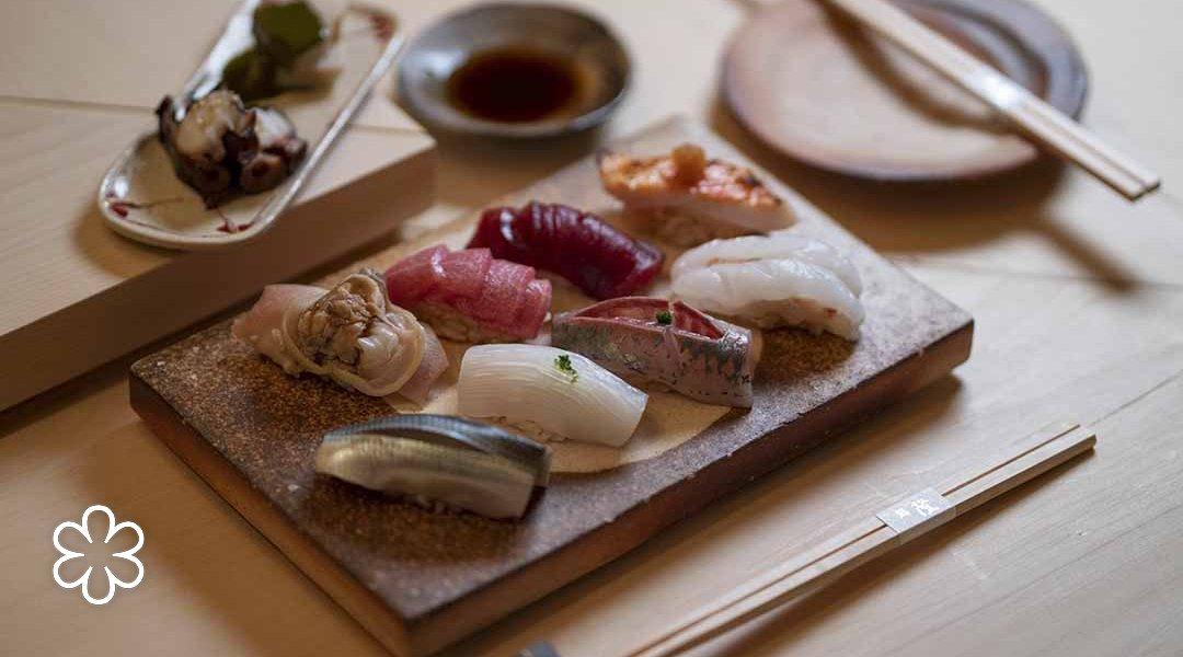 米其林一星 | 鮨隆-單人無菜單午餐料理