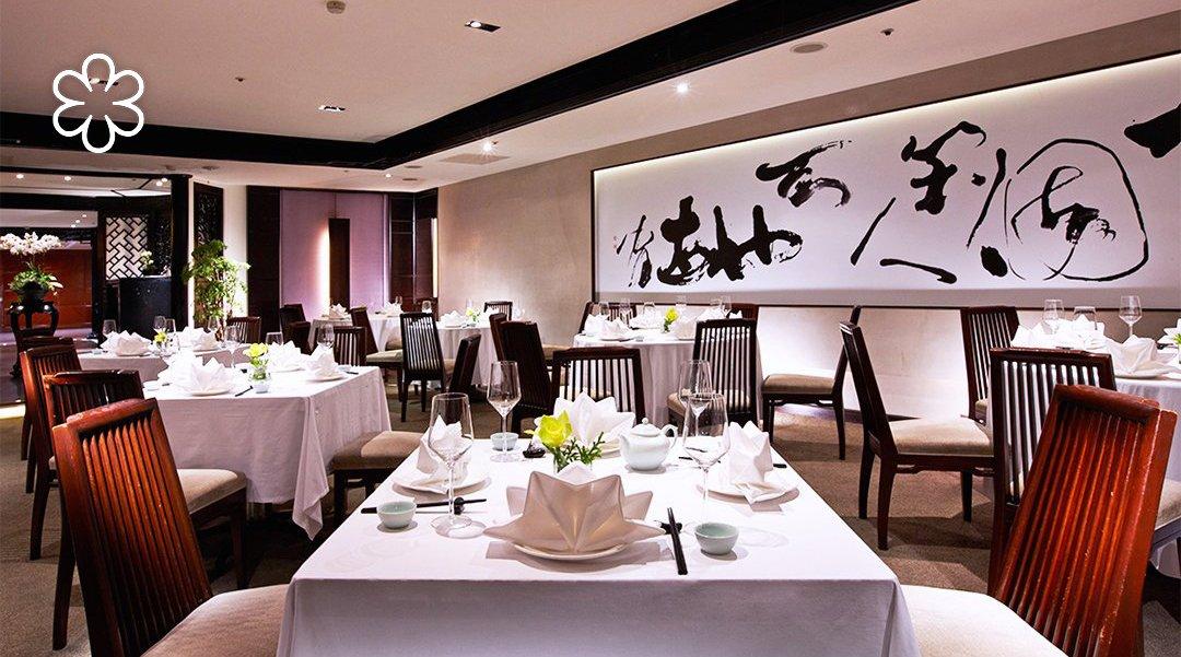 米其林一星 | 台北亞都麗緻天香樓-正統杭州 | 雙人午間料理