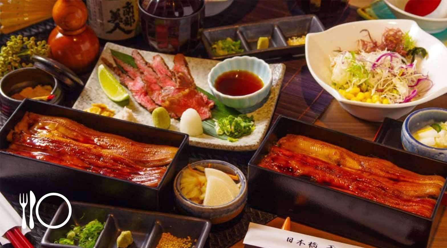 米其林餐盤|日本橋玉井-海陸雙享雙人餐 |  贈沙拉與湯