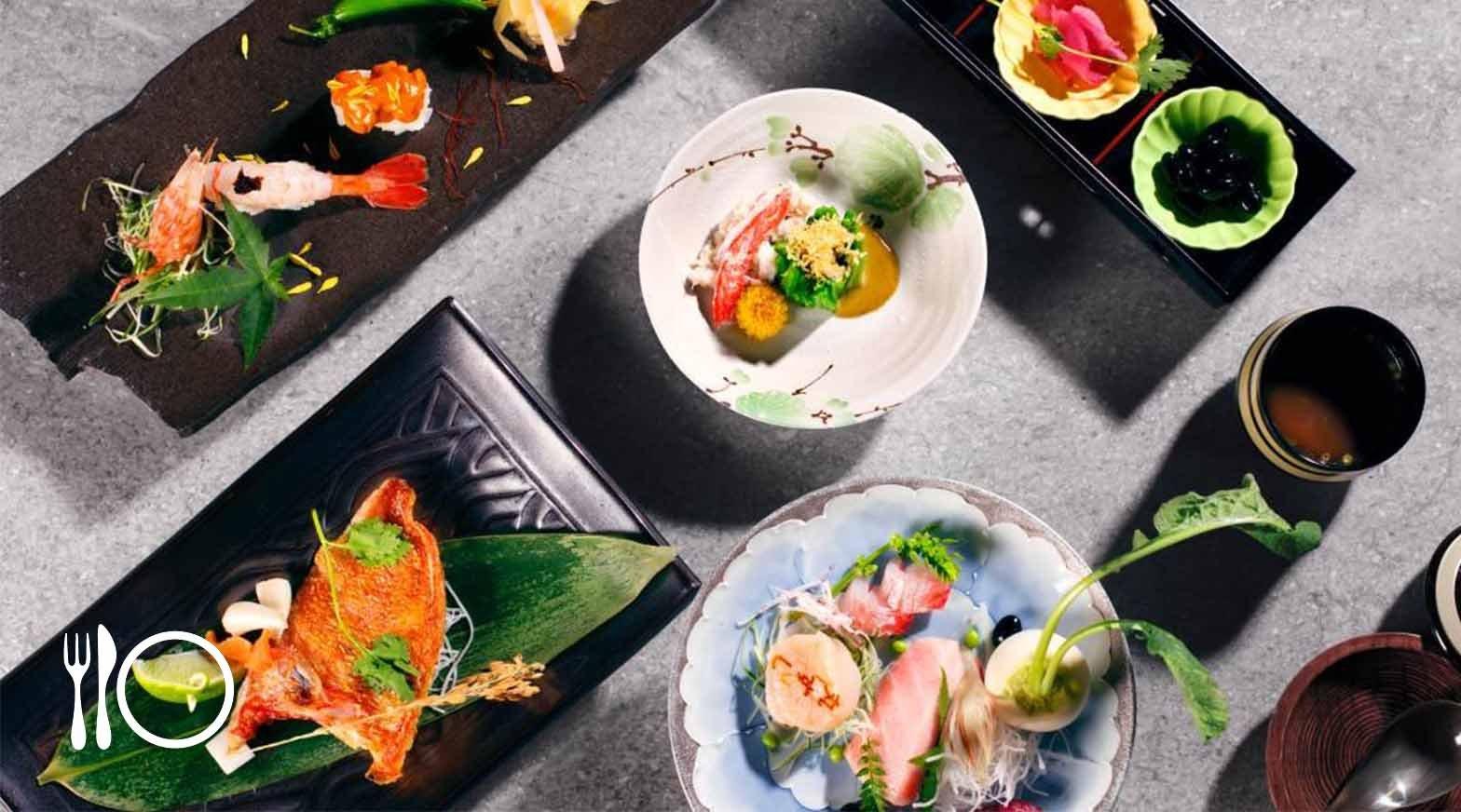 米其林餐盤 | MARU 丸壽司-單人晚餐 | 2 人同行贈酒