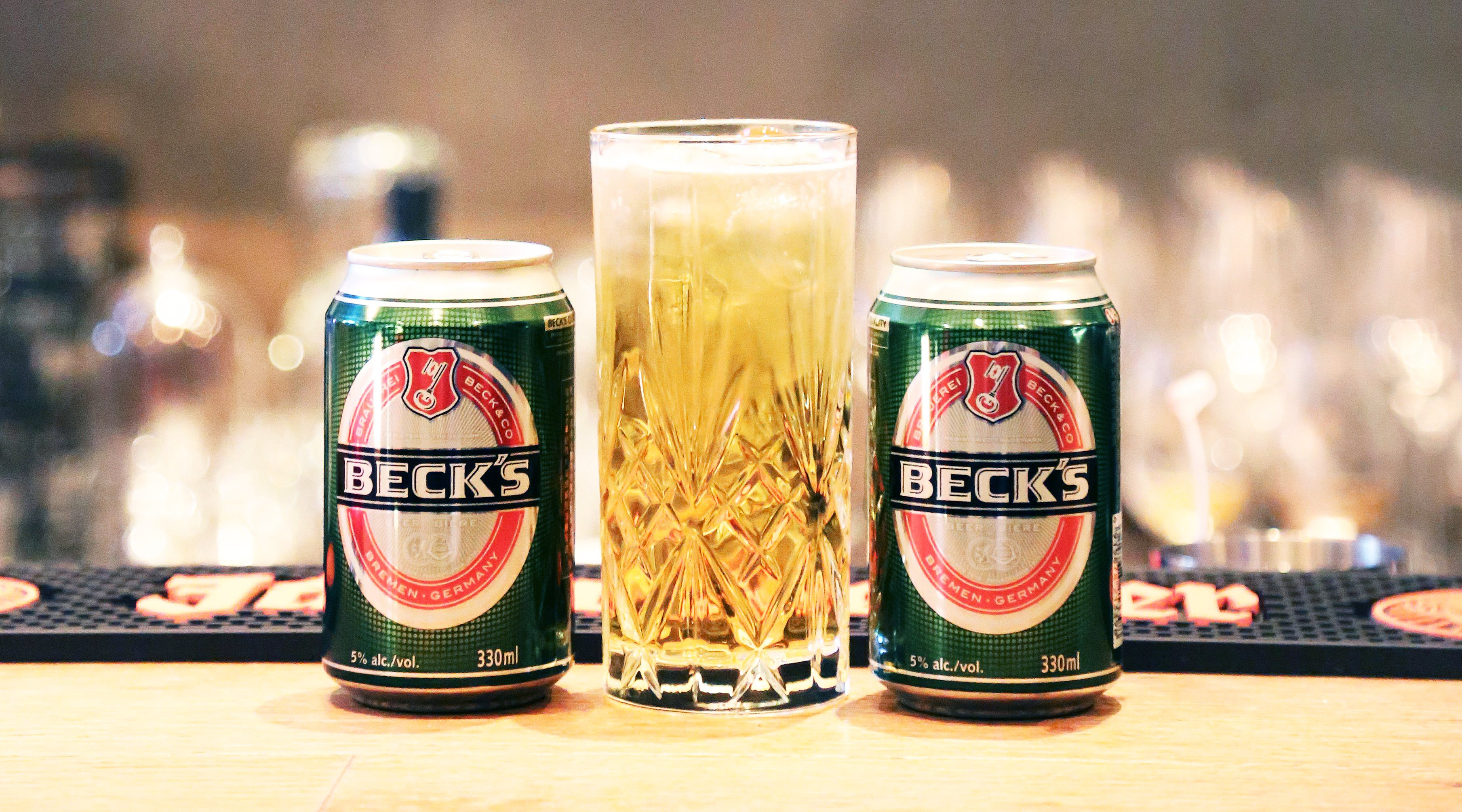 CHORD 和弦 BISTRO 信義安和站-BECK'S 德國釀造啤酒 | 買一送一