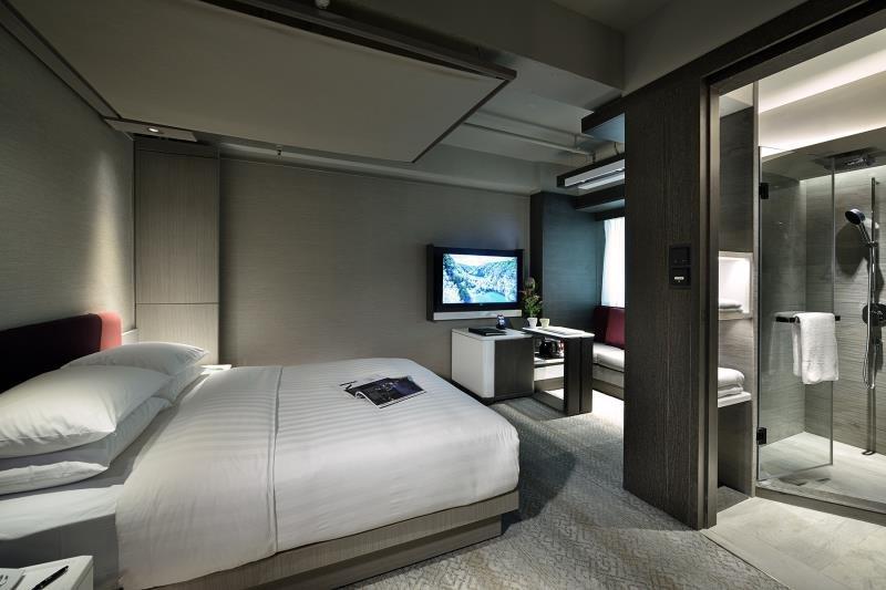 憙酒店 Xi Hotel-豪華雙人房 4h