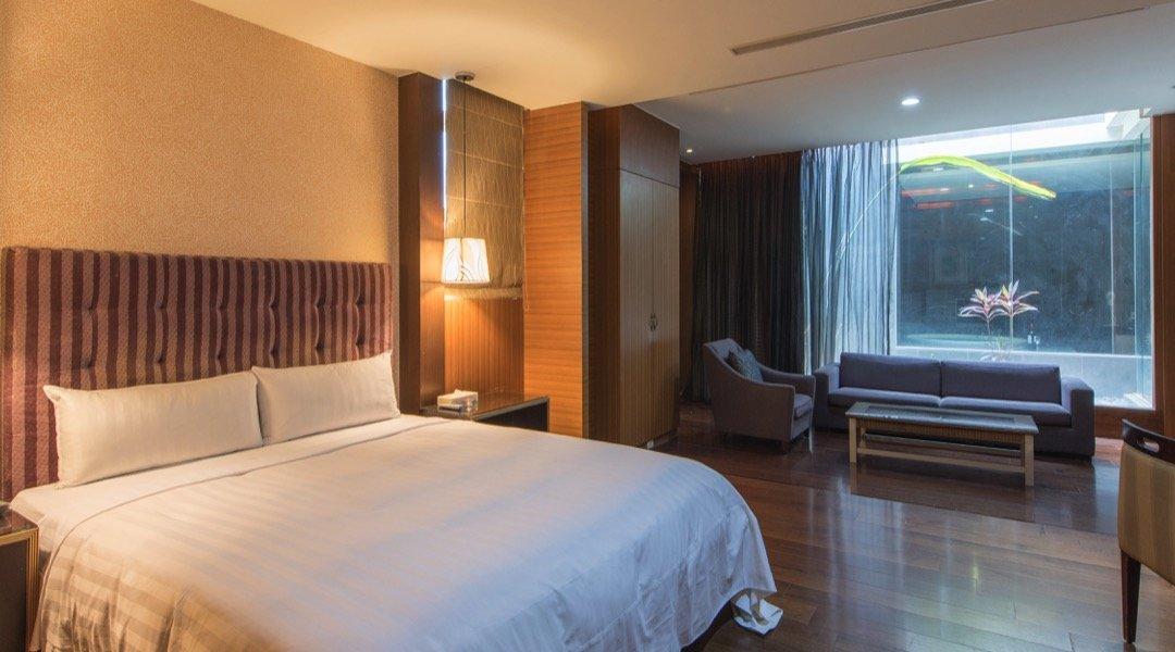 悅萊精品旅館-六星總裁商務房 12h|大空間