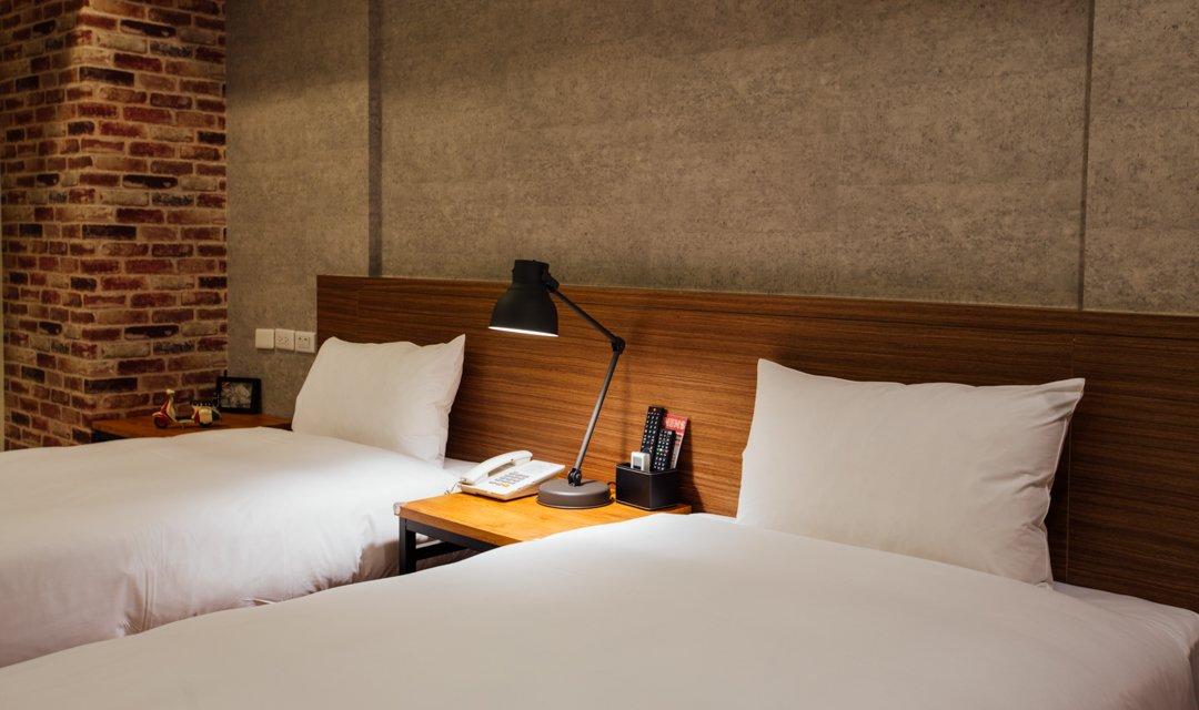 歐非行旅-高級雙床房