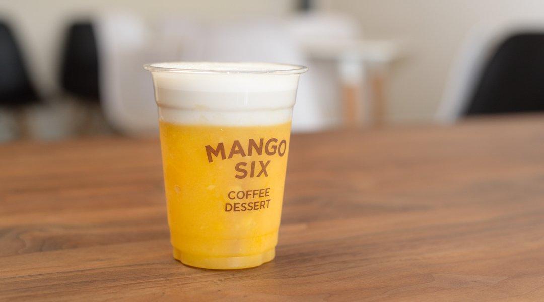 MANGOSIX 那覇店-芒果椰子飲