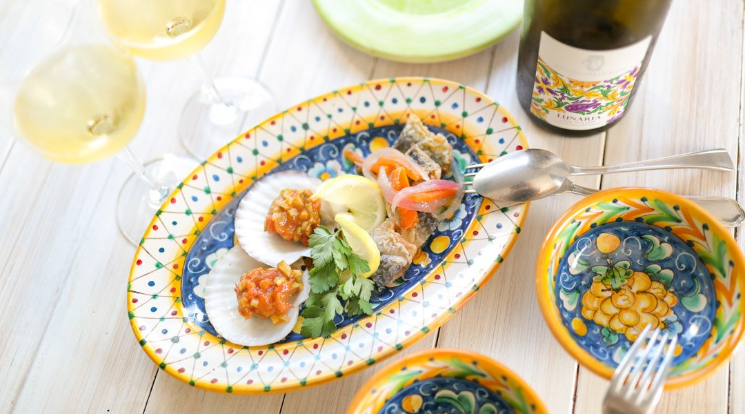 Pescheria Cara mishuku-續攤套餐|前菜 2 種 & 飲品 1 杯