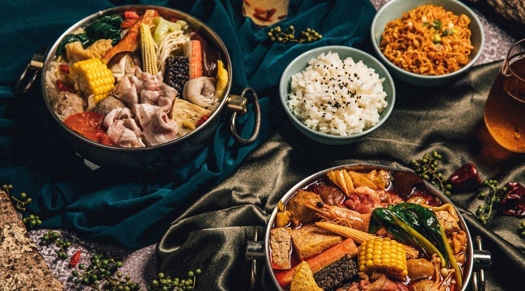 青花驕 光復南店-青花椒麻辣鍋|個人即享鍋|外帶限定