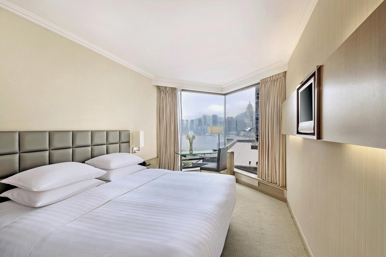 九龍酒店 The Kowloon Hotel-半海景客房 6h | 14:00-20:00 | 加購優惠🅿🍽