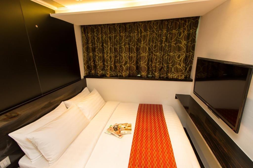 逸林酒店 Noble Park Hotel-高級大床房 4h | 任選時段