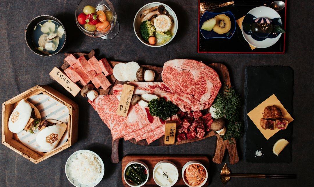 樂軒和牛專門店-GQ 肉食饗宴限量四人套餐