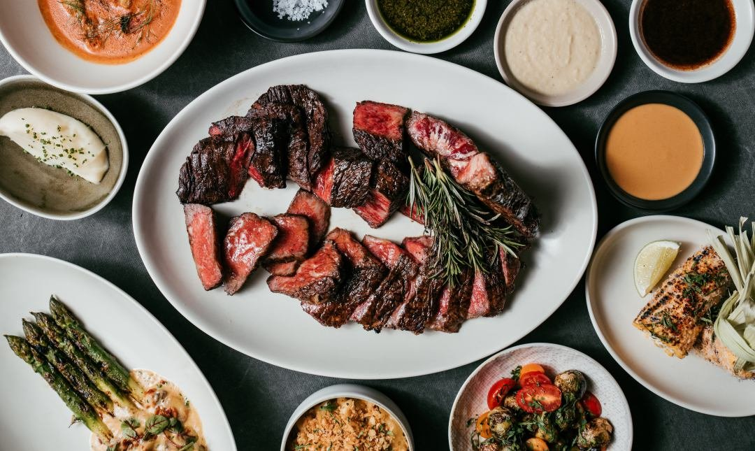 Wildwood Live Fire Cuisine-環遊世界原木燒烤牛排四人套餐