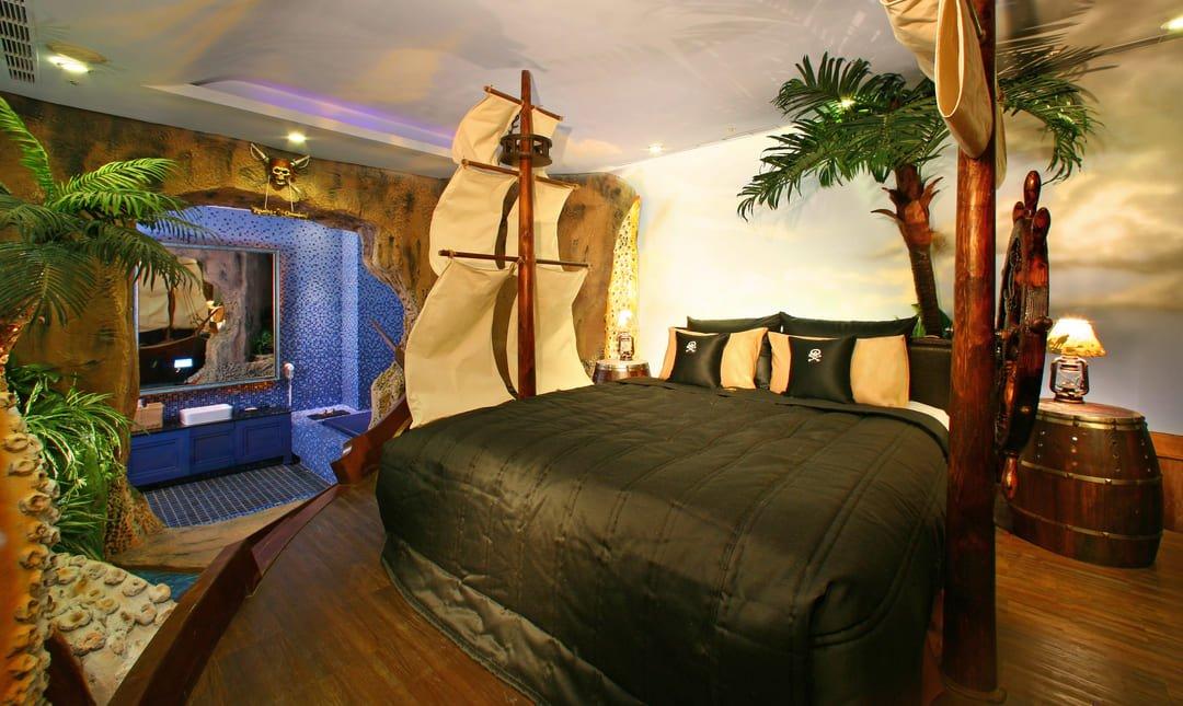 莎多堡奇幻旅館-皇后房型 2.5h