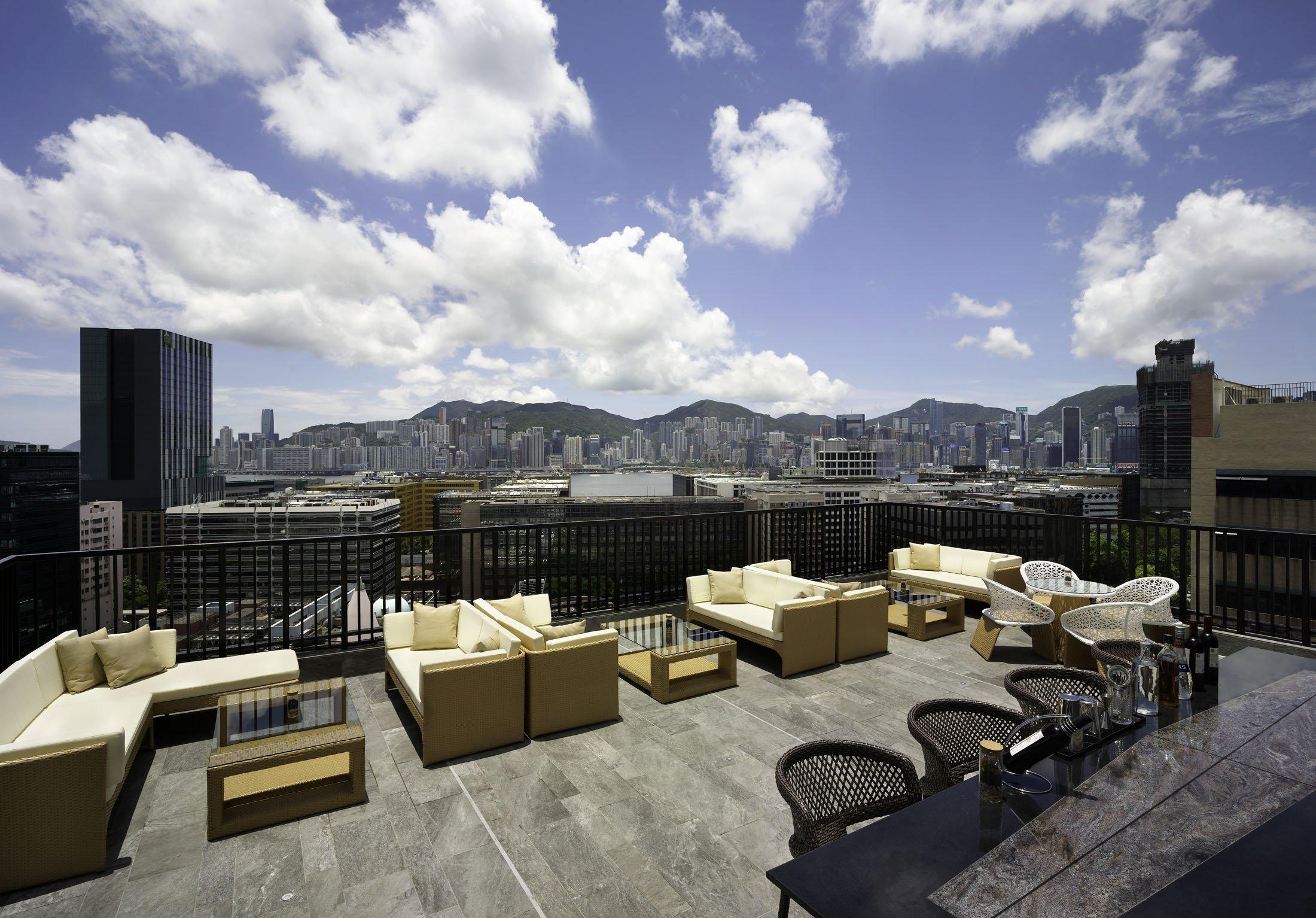 香港珀薈酒店 Hong Kong Popway Hotel-Sky Deck 星光套餐 B (雙人)