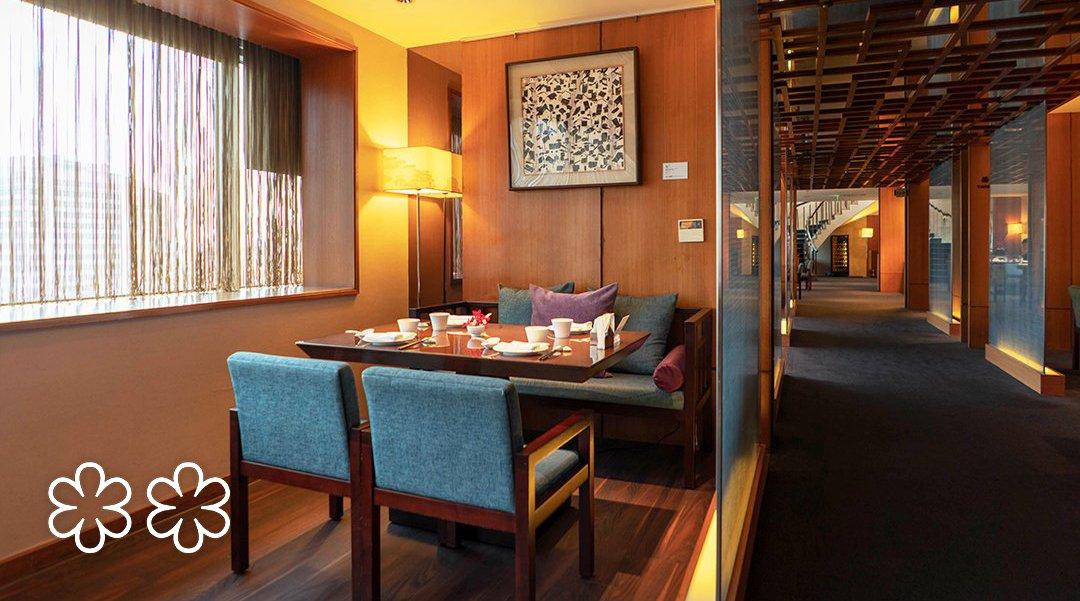 米其林二星 | 台北喜來登 請客樓-請客好地方 | 雙人晚間菜單
