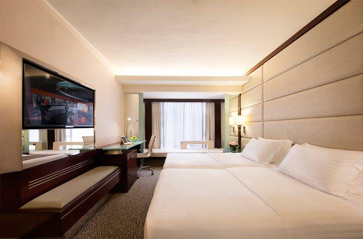 富豪九龍酒店 Regal Kowloon Hotel-高級客房 8h | 11:00-19:00