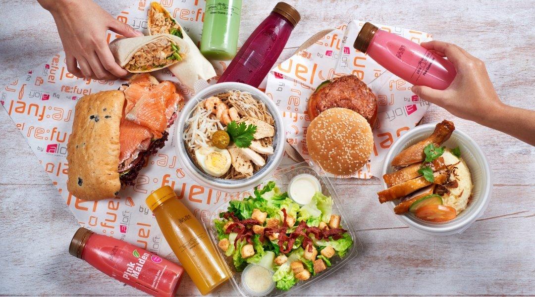 Nook @ Aloft KL Sentral-Takeaway | Local Flavours Meal