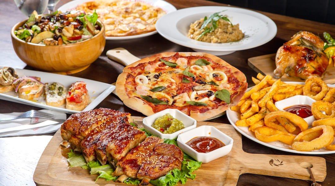 Alleycat's Pizza 華山店-獨家海陸雙饗|尊榮享受