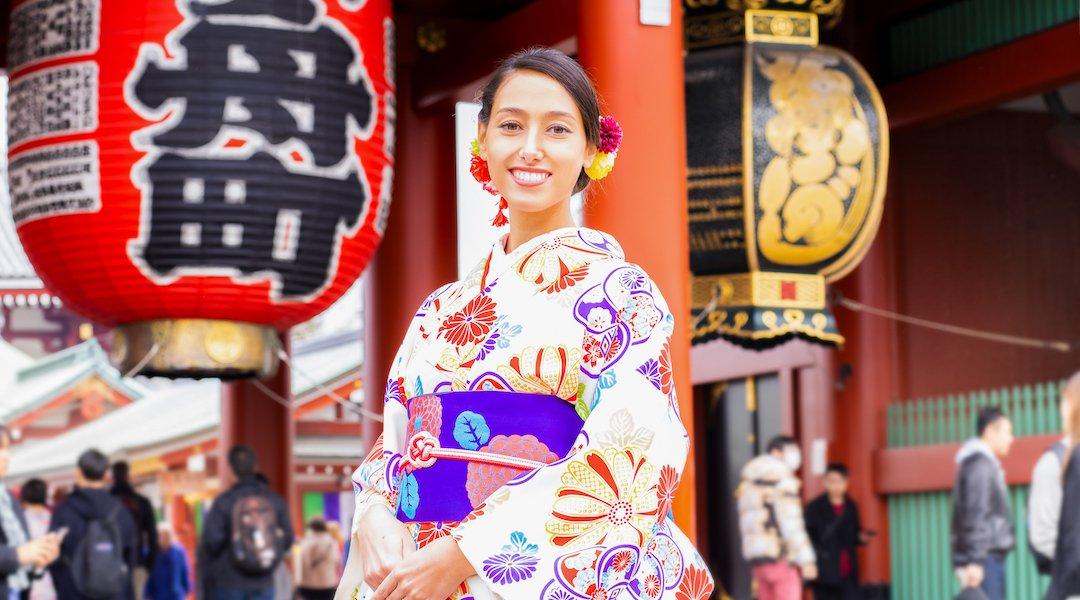 和服租借 VASARA 淺草本店-小童( 12歲以下 )標準和服方案