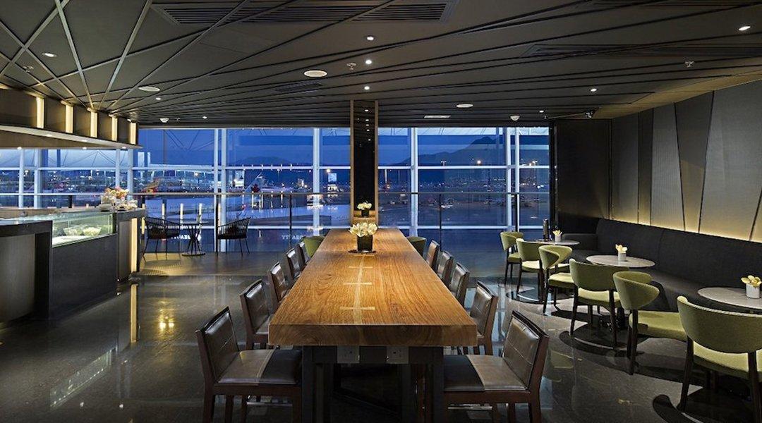 環亞機場貴賓室 Plaza Premium Lounge, HKG-環亞機場貴賓室 休息 6h