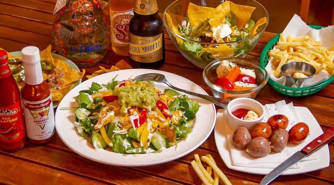 Sol Tokyo Mexican-墨西哥啤酒 & 玉米脆片套餐