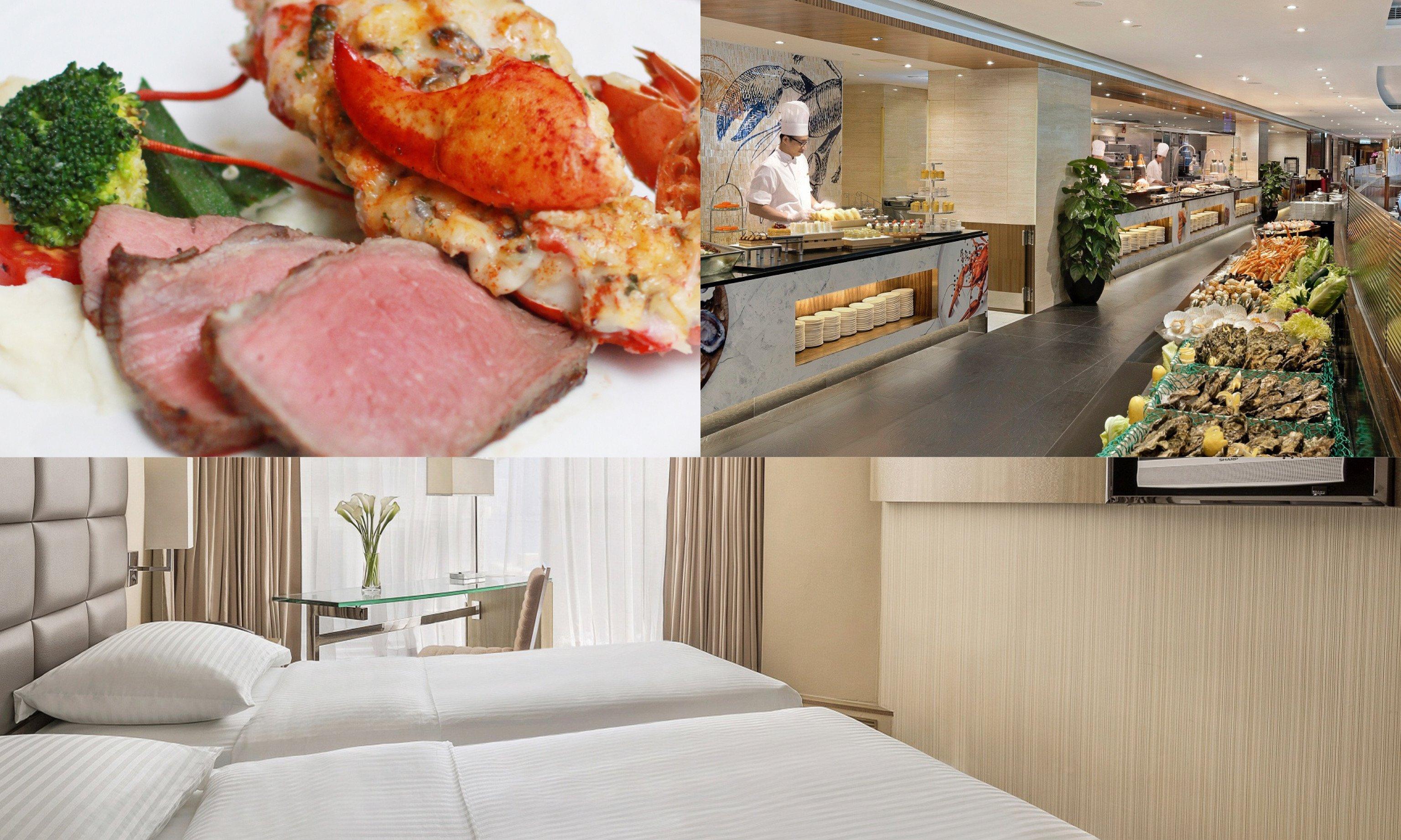 九龍酒店 The Kowloon Hotel-24小時住宿(包午/晚餐+1支紅酒🍷)