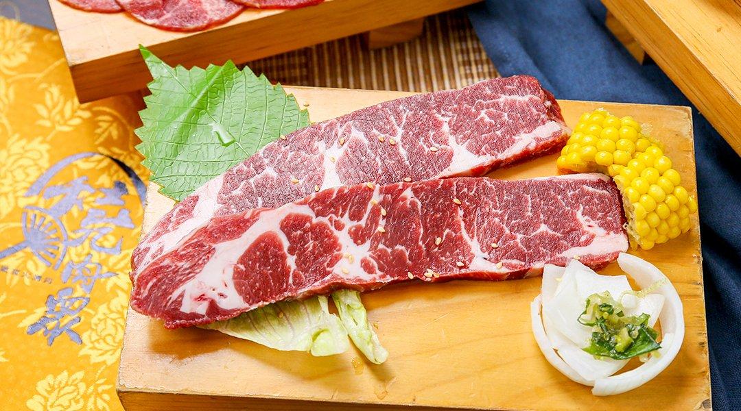 燒肉眾精緻炭火燒肉 台北西門店-豪華海陸吃到飽|贈 Bar Beer