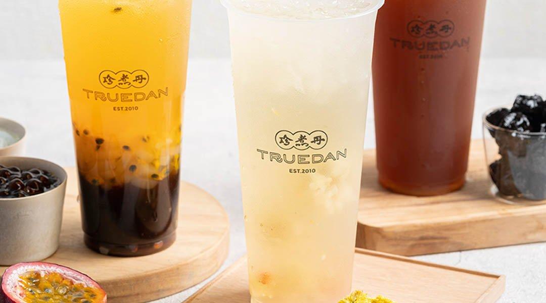 珍煮丹 澀谷店-新鮮水果茶 大杯