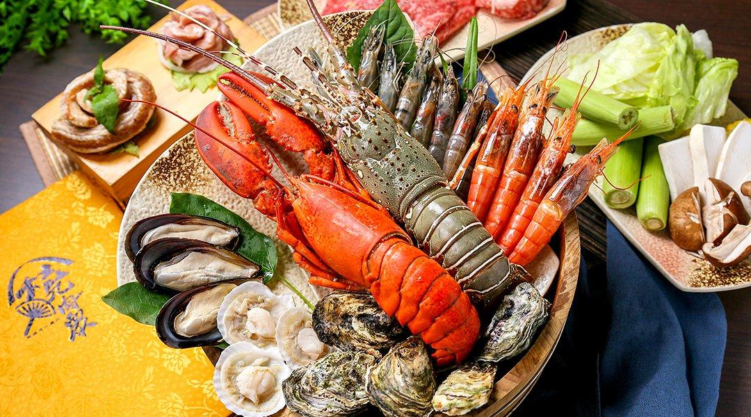 燒肉眾精緻炭火燒肉 台北西門店-奢華饗宴吃到飽|贈 Bar Beer