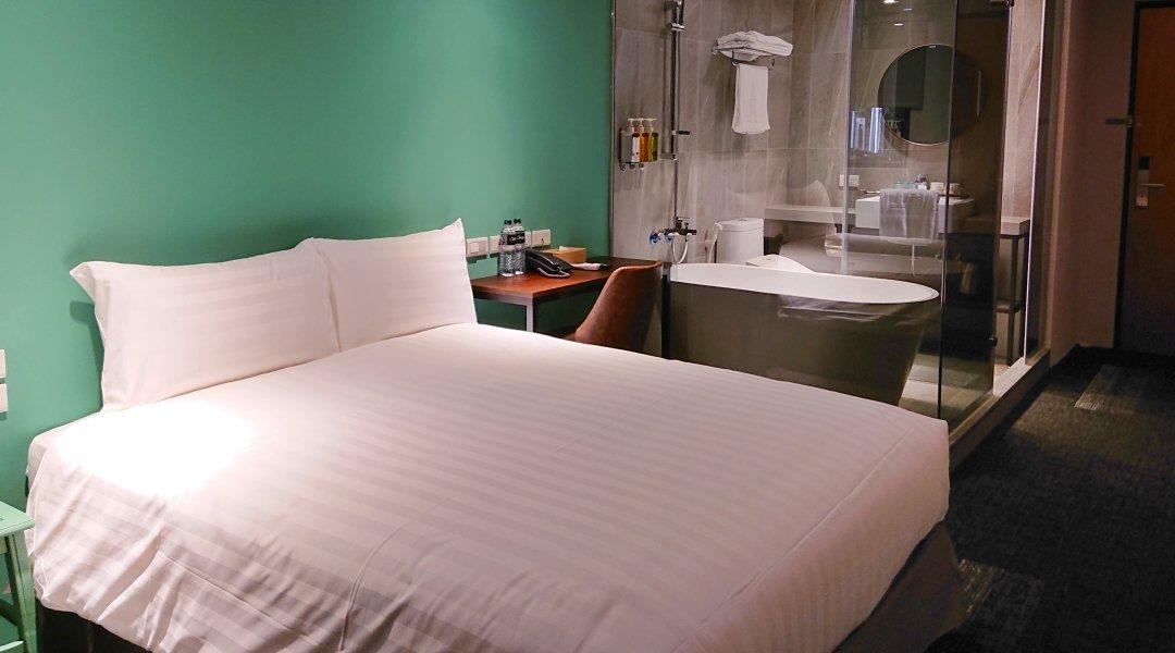 町記憶旅店 3 館-奢華浴缸房 12h|西門町最搶手
