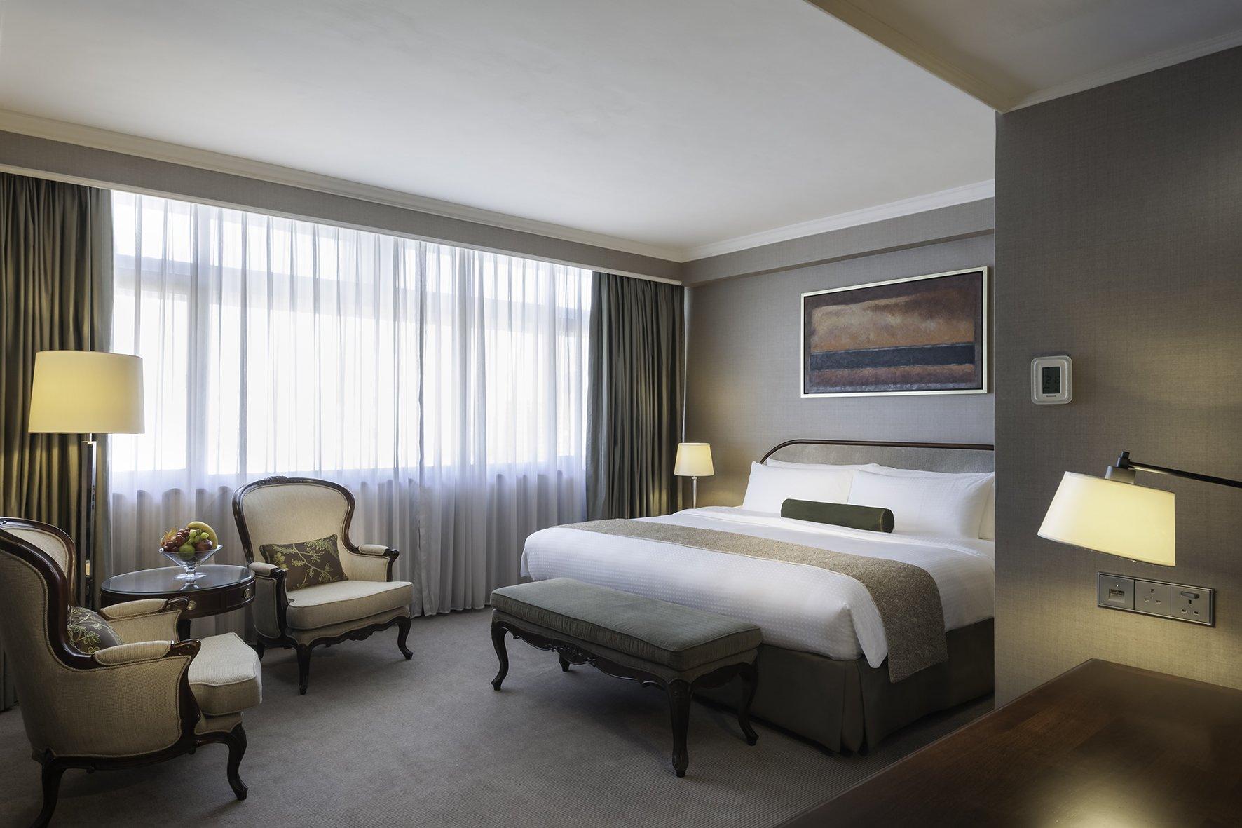馬哥孛羅香港酒店 Marco Polo Hong Kong -豪華客房|饗樂 • 購物 • 悠閒之選 住宿優惠 (餐飲回贈價值港幣600元)