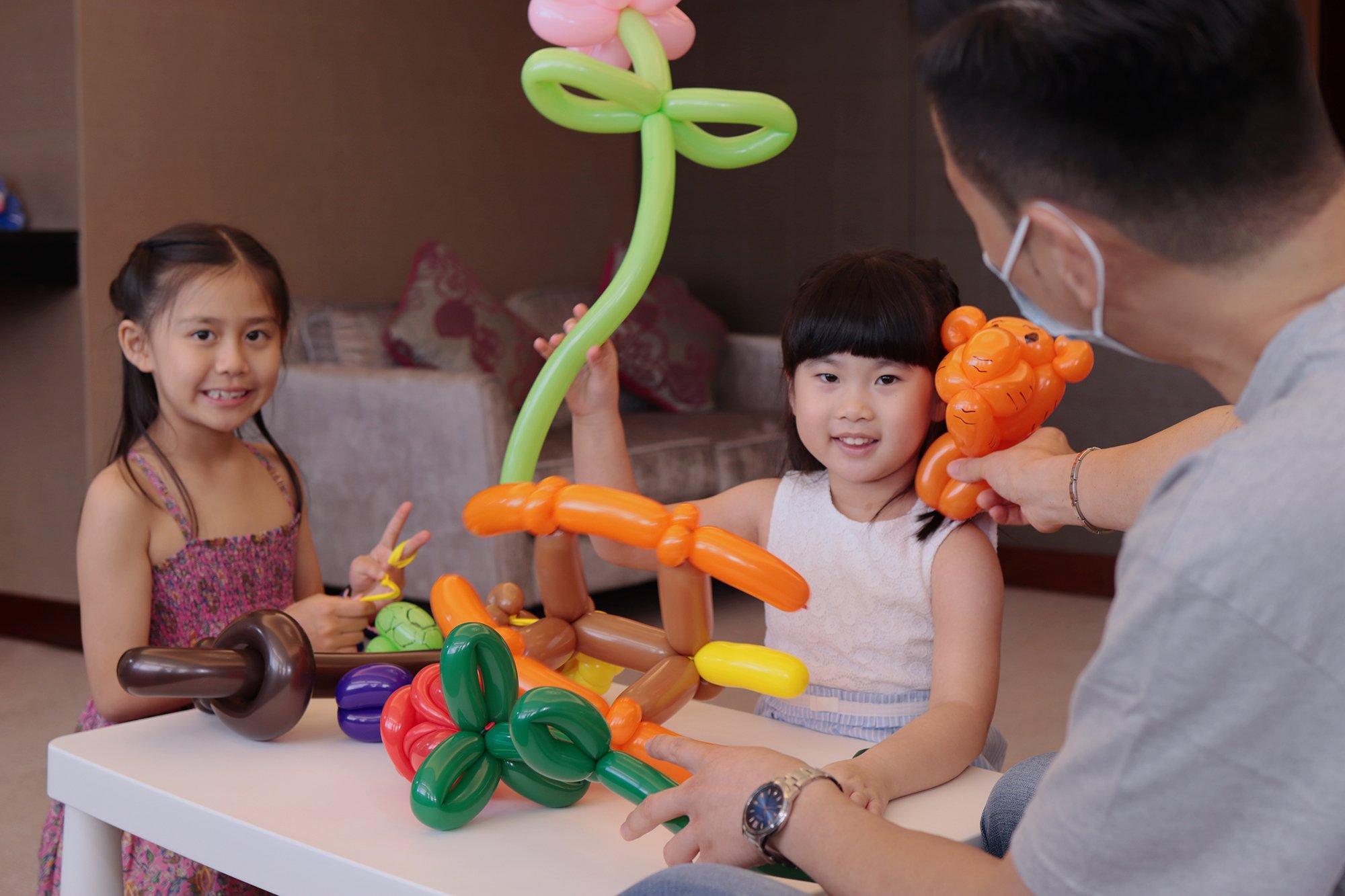 馬哥孛羅香港酒店 Marco Polo Hong Kong -豪華客房|PICCOLO 童夢繽紛住宿計劃