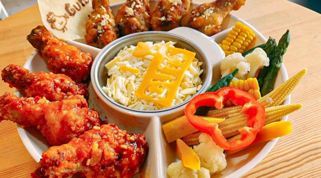 Guts Fried Chicken 北谷店-外帶|可選起司的幽浮鍋