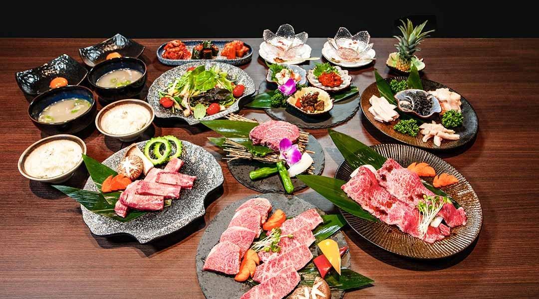和牛燒肉 牛武士-沖繩縣民優惠|B 套餐