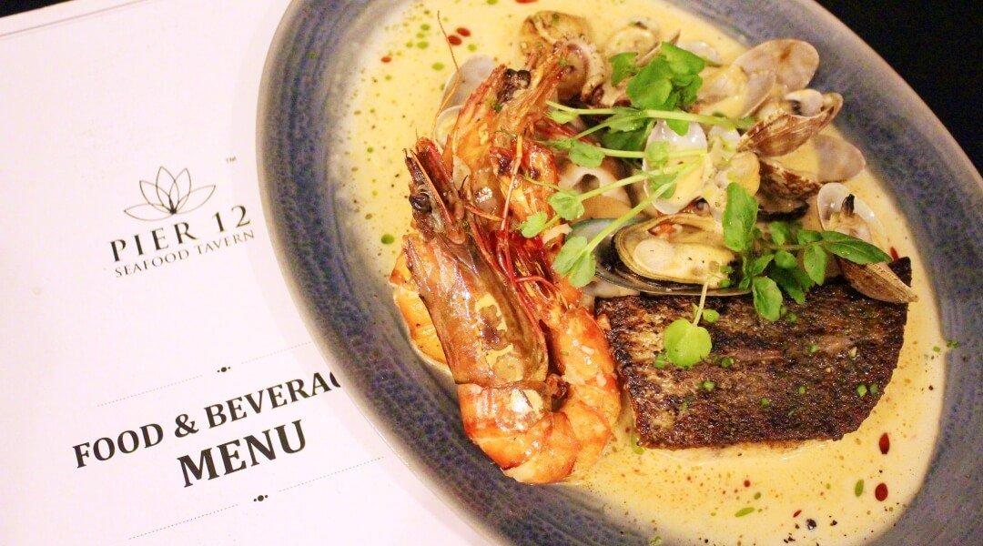 Pier 12 Seafood Tavern-海鮮拼盤