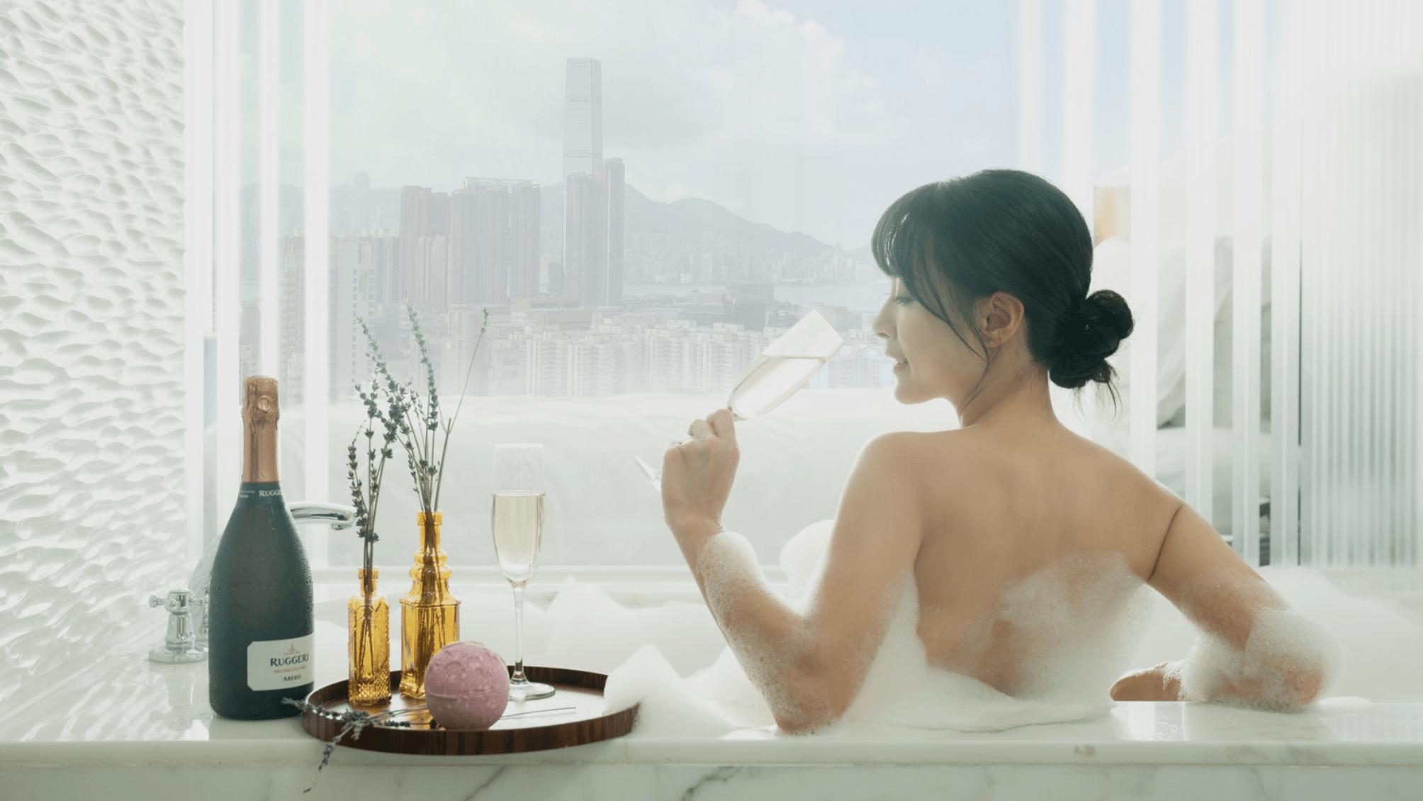 香港康得思酒店 Cordis Hong Kong -夢幻泡泡住宿套餐💫