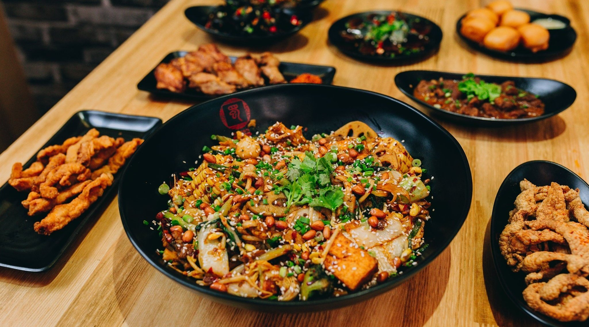SHU Spicy Pot 蜀麻辣香锅 - Aman Suria-37% OFF 雙人套餐